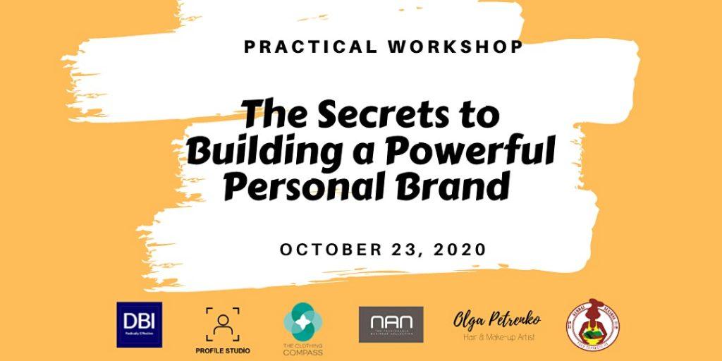 Personal branding event