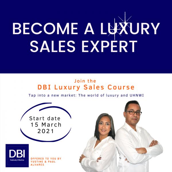 DBI Luxury Course by Yustine & Paul Alvares